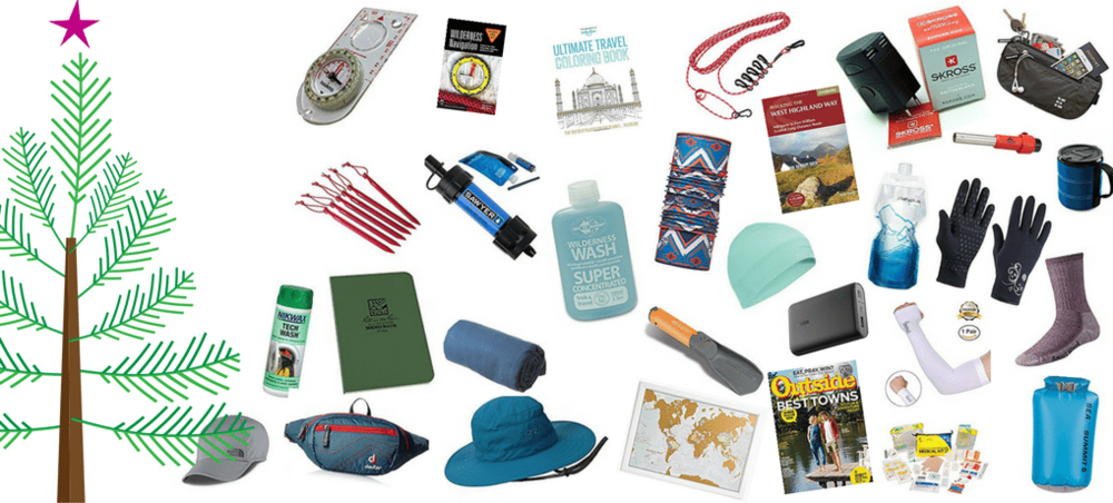 Awesome Budget Christmas Gift Ideas For Hikers, Campers