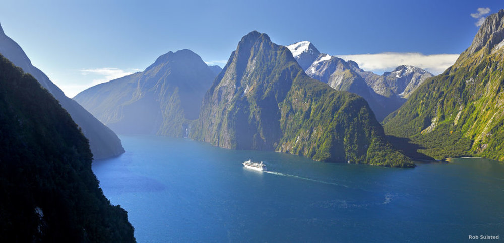 One day, New Zealand! One day... (photo  credit ).
