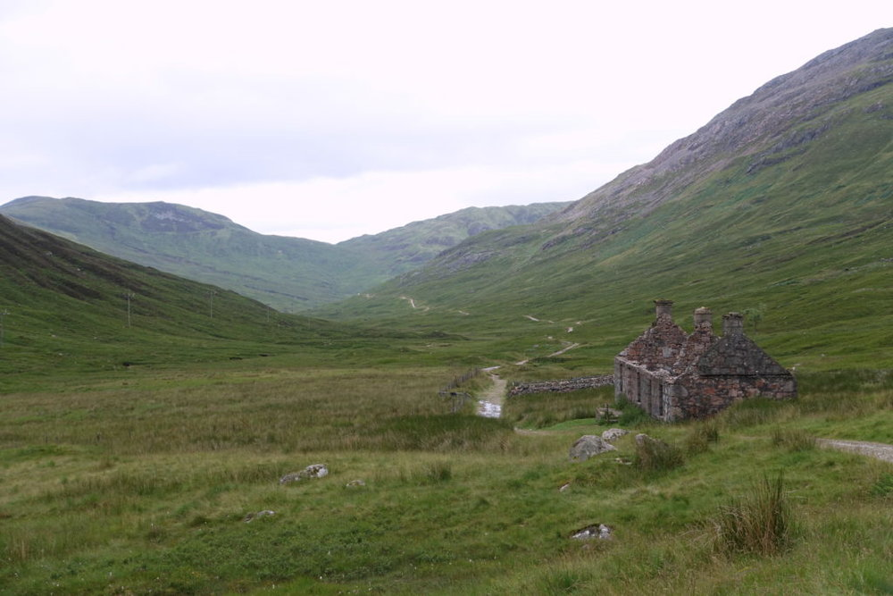Hiking solo the West Highland Way, part 3. awomanafoot.com