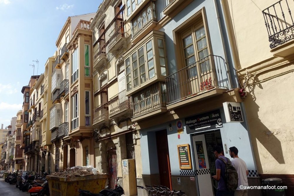 Málaga: find out why this city of ancient history, beautiful gardens and charming winding streets is a must on your Spanish itinerary! awomanafoot.com