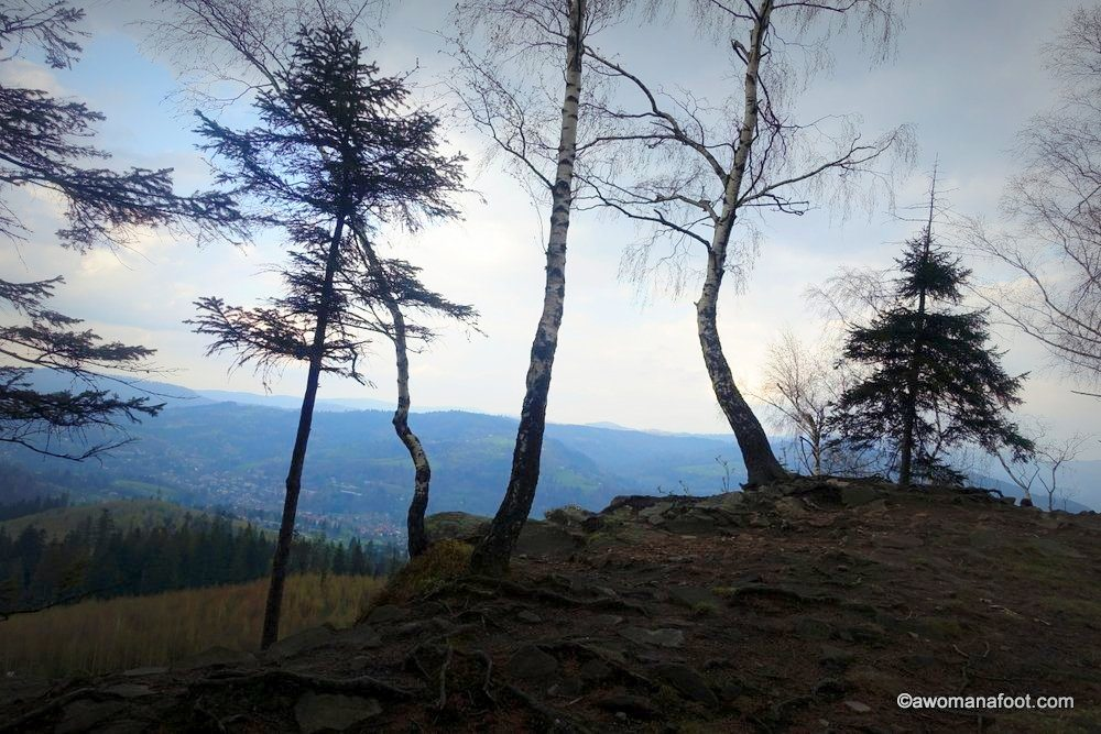Check out one of the best day hikes Silesian Beskids have to offer - great views, challenging trails and cheap accommodation - don't miss it! Hiking in Poland   Carpathians   Eastern Europe Travel   Hiking Trails in Europe