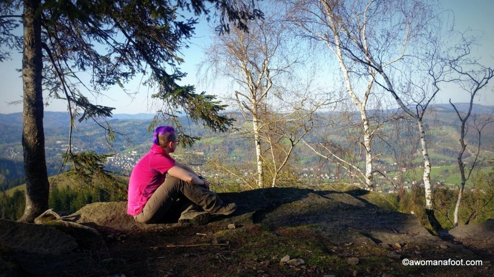 Hiking online resources by A Woman Afoot