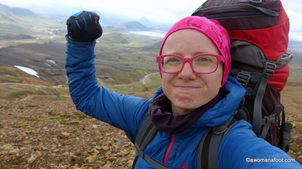 Be proud - you are enough! Read this inspiring article on loving ourselves & being proud of own achievements in the Great Outdoors.
