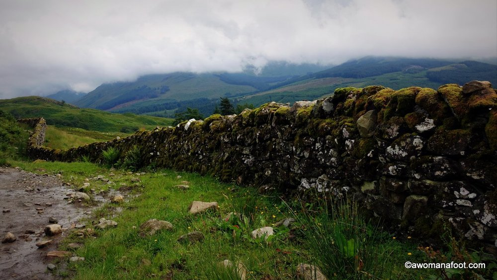 Planning on hiking the West Highland Way? Read this handy guide for tips to make your Scottish adventure best possible! #hiking #WestHighlandWay #WHW #Scotland