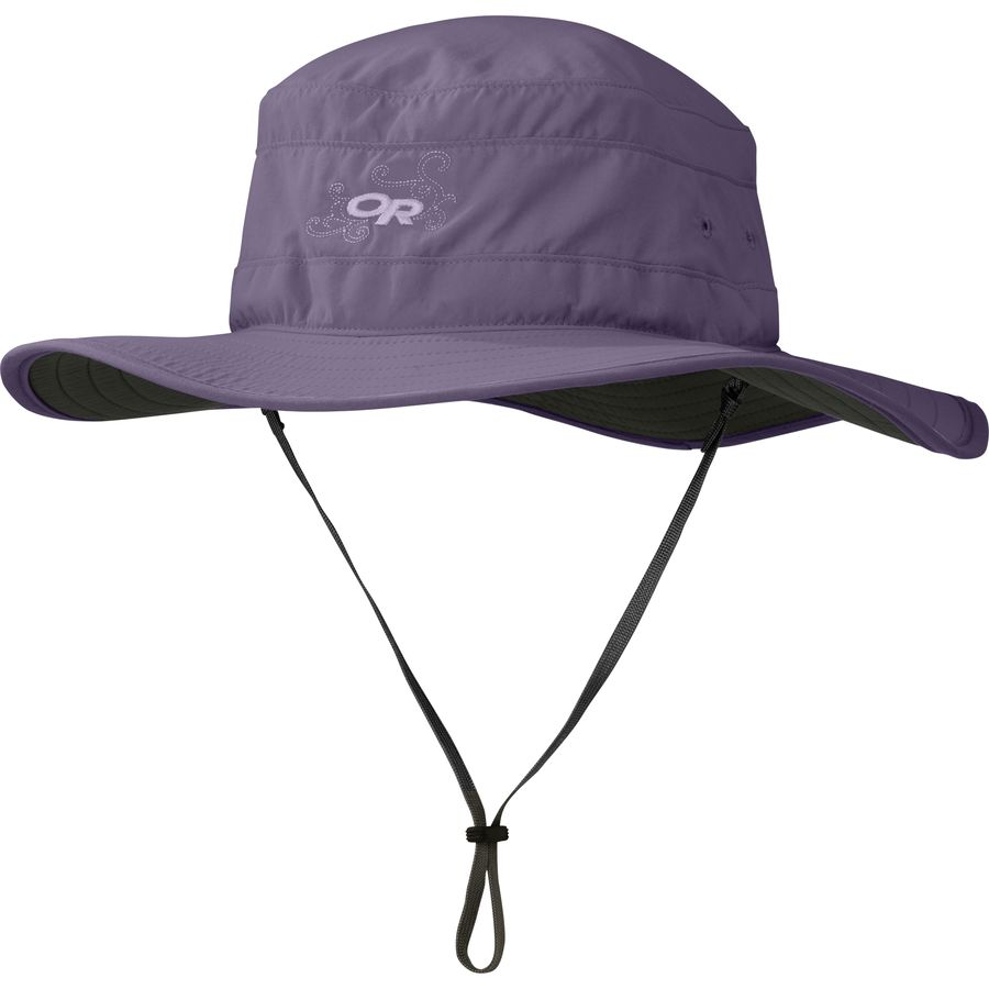 Outdoor Research Solar Roller Hat - Very light and fast drying, wicking any moisture away from your skin. It provides high sun protection (UV30) and keeps your head cool on a hot day.