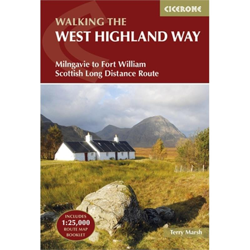 Walking the West Highland Way. Scottish Long Distance Route - Now that's a classic by Cicerone! I don't know what your loved one's plans are, but hiking the West Highland Way is always a good idea! You can also choose from tons of other great guides to fit your friend's plans and dreams.