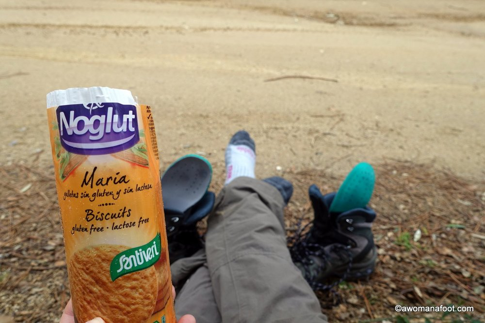Fine, so not all trail snacks must be perfectly healthy.