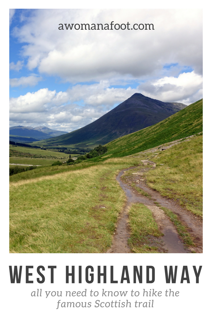Planning on hiking the West Highland Way? Read this handy guide for tips to make your Scottish adventure best possible! #hiking #WestHighlandWay #WHW #Scotland How to hike the West Highland Way | Best hikes in Scotland | Best hiking trails in Europe | Best hiking trails for female solo hikers |