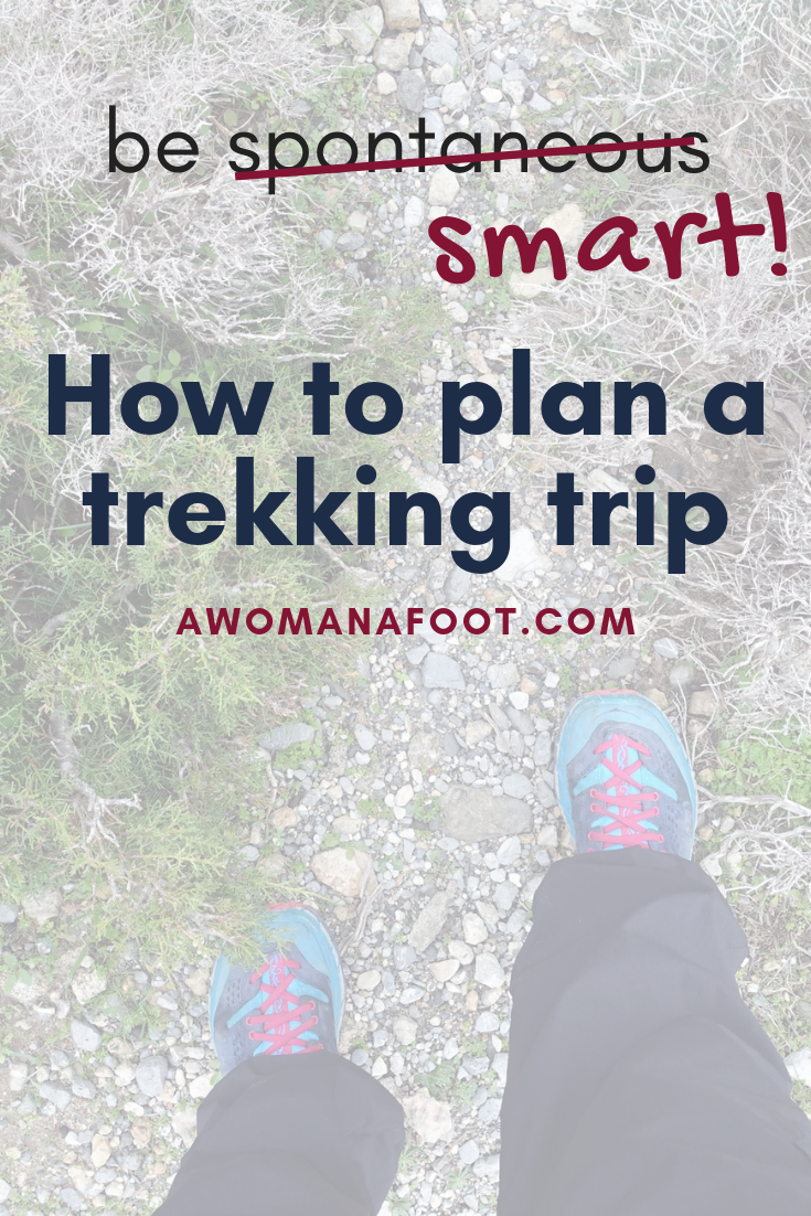 If you want to enjoy a fun and safe hiking trip, you have to prepare. Read this Guide to learn all you need to consider to prepare for a long backpacking adventure @ AWOMANAFOOT.COM.   How to plan a hiking trip   Planning a backpacking adventure   Trekking plan   Hiking & camping advice   Tips for hikers & campers   Trekking advice   #Hiking #Camping #Backpacking #Adventure #Mountains #WildCamping #OutdoorAdventure #Outdoors