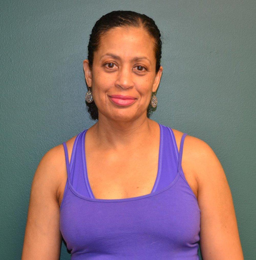 Karen Birckhead   Zumba