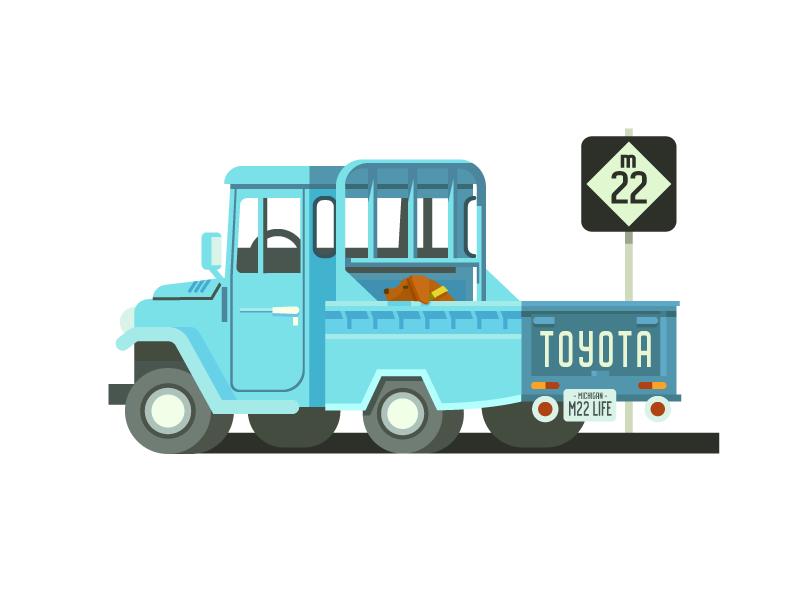 Day 156: Toyota Land Cruiser