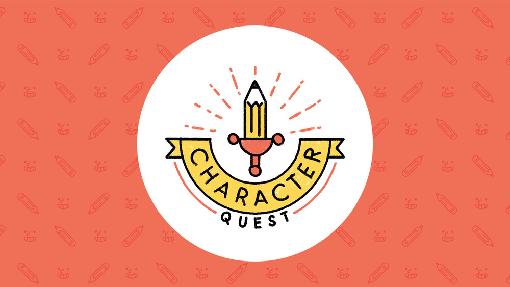 Get better at character design - Want to level up your character design skills? Have we got a challenge for you! Sign up for Character Quest any time you like and get a free design prompt every day for 30 days. And if you complete the challenge you actually get a prize!