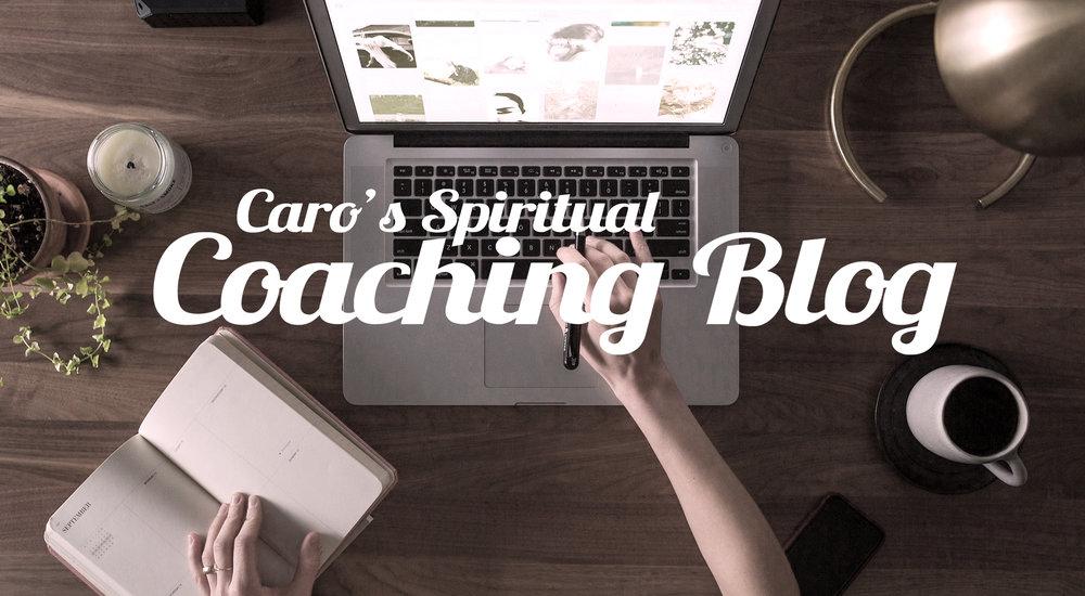 COACHING BLOG - DEIN COACHING BLOG FÜRS HERZ: PERSÖNLICHKEITSENT-WICKLUNG &SPIRITUALITÄT