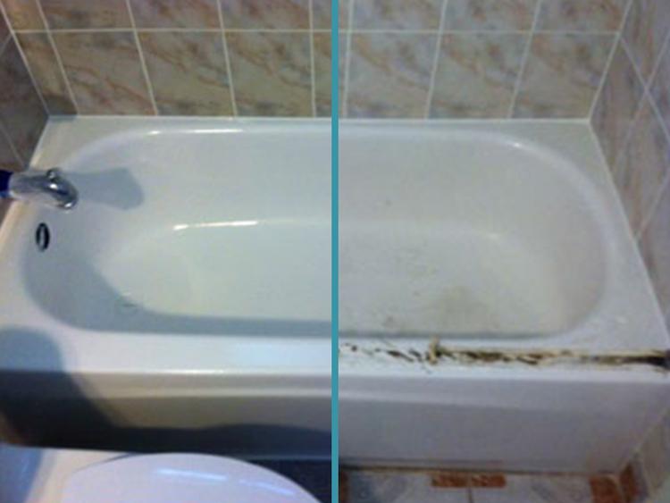 Funky Reglazing Tub Frieze - Bathtub Ideas - dilata.info