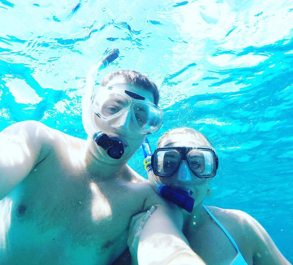Snorkling is a must do when visiting Belize. If you're a scuba diver this place is a hot spot for divers. We did this the first time in Belize- it was a blast.