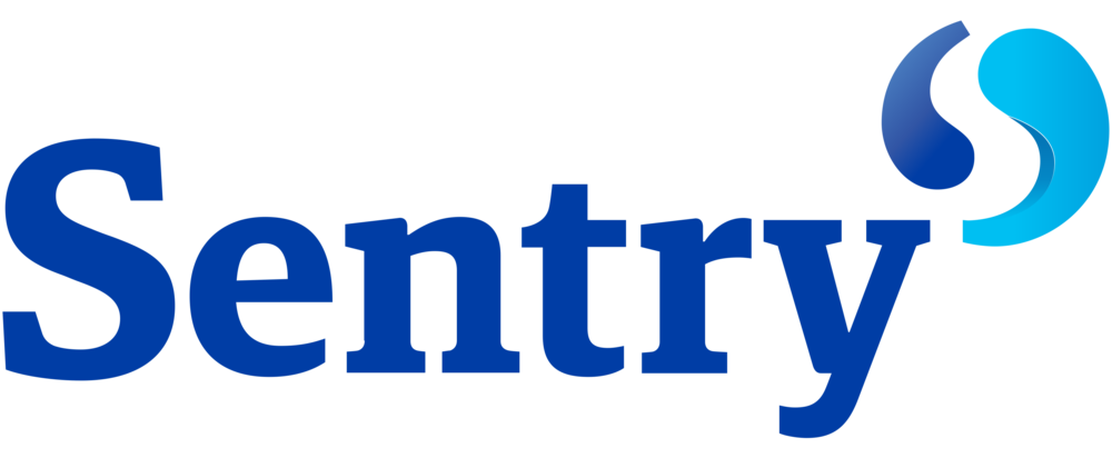 Login at  sentry.com