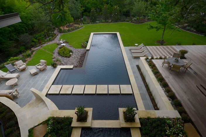 Pools and Water Features -