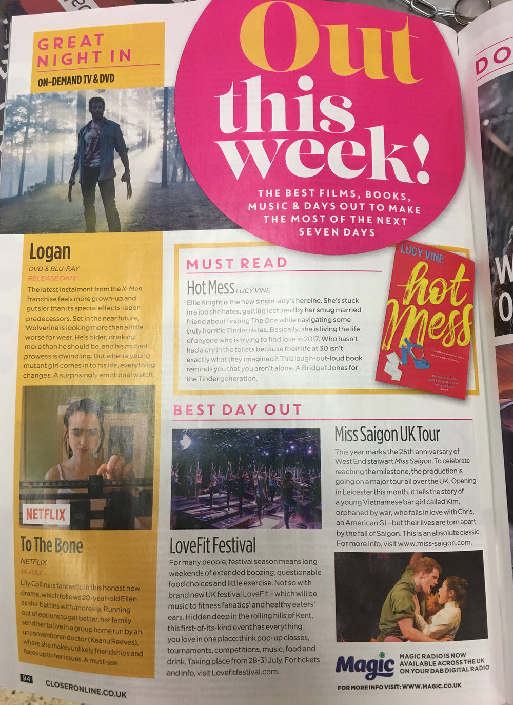 Close Magazine x LoveFit Festival