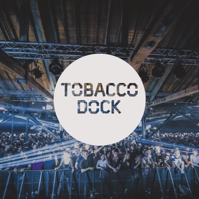 Tobacco Dock - Newsletter Package