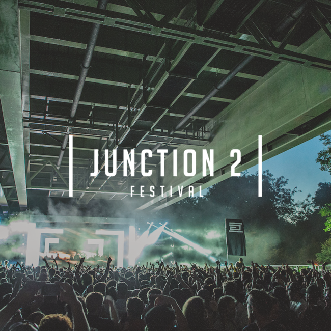 Junction 2 Festival - Newsletter Package
