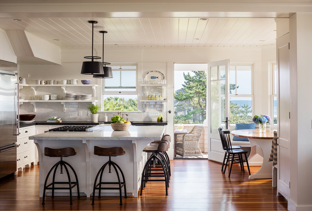Jacob Talbot Builders - seaside kitchen