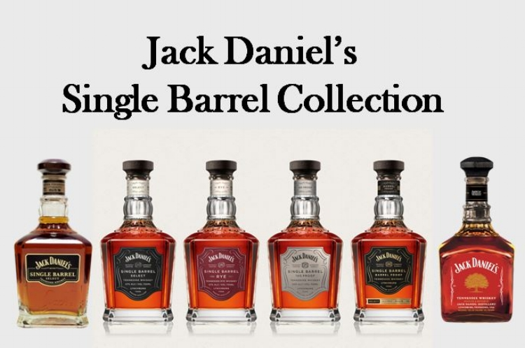 Jack Daniel's Single Barrel Collection