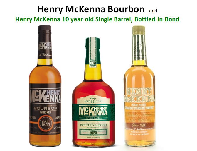 Three Versions of Henry McKenna