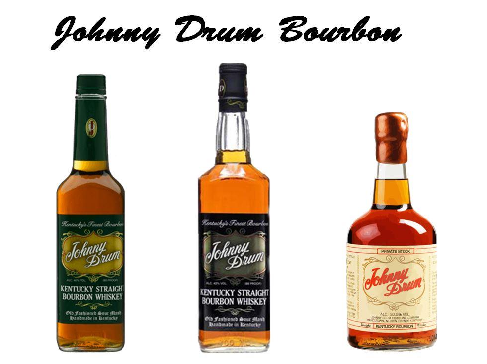Johnny Drum Bourbon