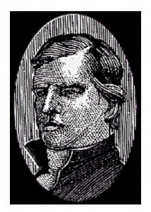 Sketch Photo of Elijah Craig, provided by Heaven Hill web site