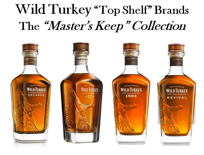Wild Turkey's Master's Keep Collection