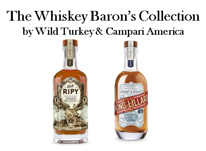 Campari America's Whiskey Baron's Collection