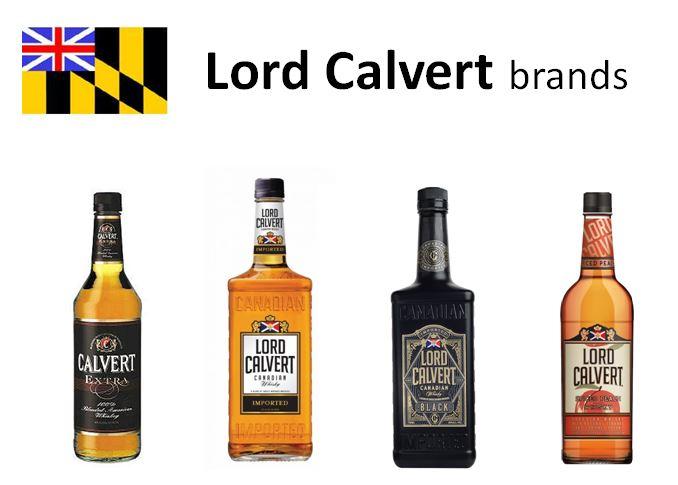 former Beam Canadian; Lord Calvert