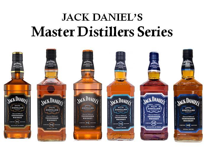Jack Daiel's Masters Distillers Series