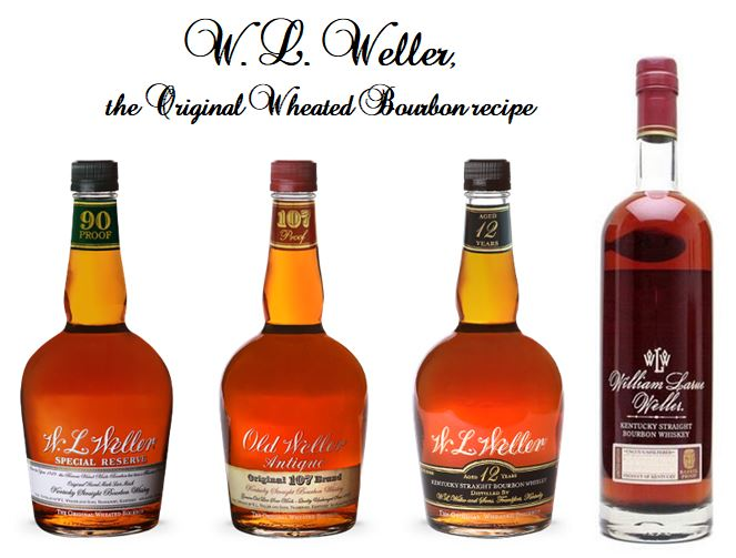 W. L. Weller's old packaging