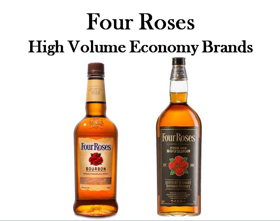 Four Roses Economy Brands