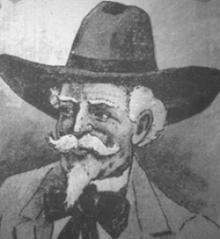 Jesse James surrendered to him