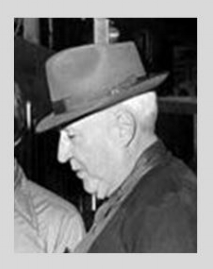 Photo of Earl Beam, provided by Heaven Hill web site