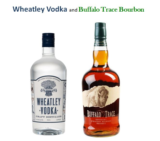 Wheatley Vodka   and   Buffalo Trace Bourbon   are only two of many brands that have Wheatley's innovation built into them.