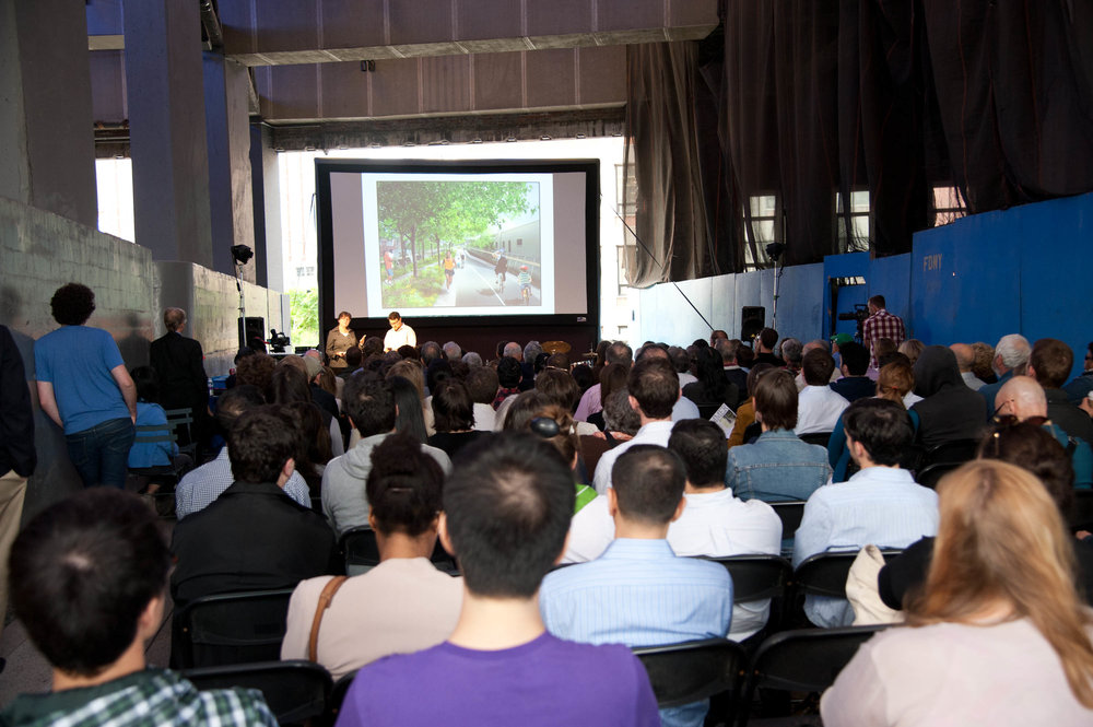 Beyond the High Line Lecture Series