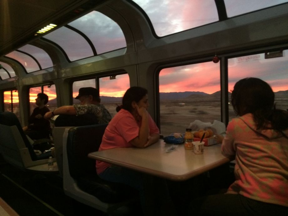 """""""What Long-Distance Trains Teach Us About Public Space in America"""""""