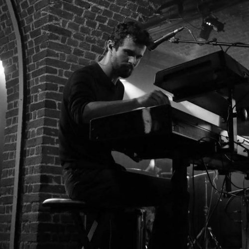 Piano teacher - Ed - plays in a wonderful band called Phoria who you should go and see if you can. He lives near five ways in a beautiful house. A great pianist and a great piano teacher