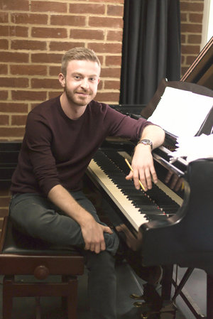 Paul Hunter - Head Teacher of Brighton Piano School