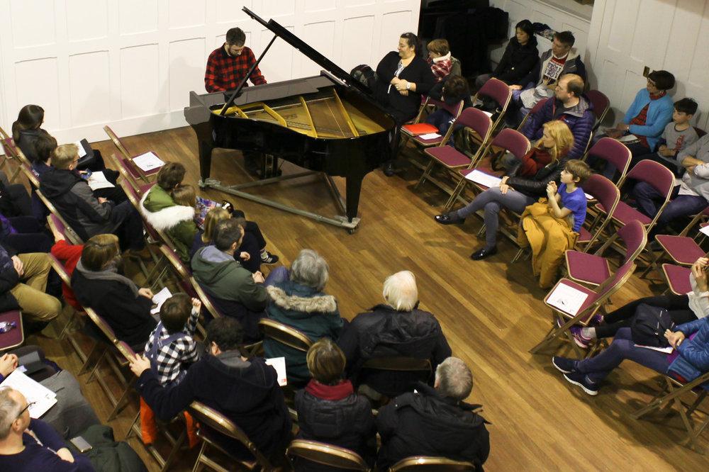 Our piano school -