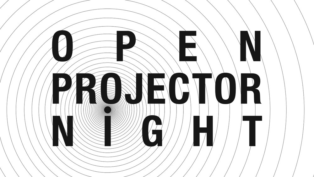 UICA Open Projector Night