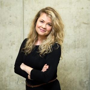 UICA Marketing Coordinator Katie Zychowski