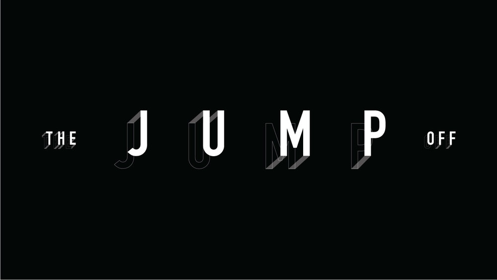 UICA The Jump Off Exhibition logo