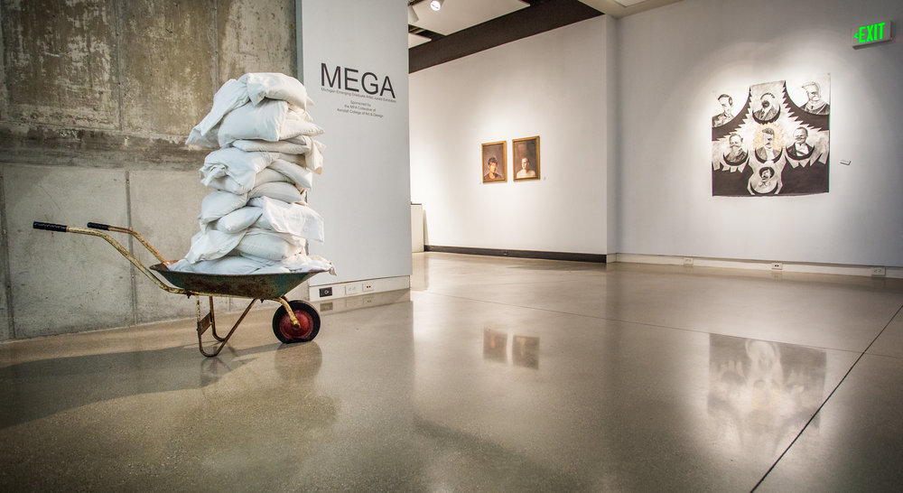 UICA Mega 2017 Exhibition
