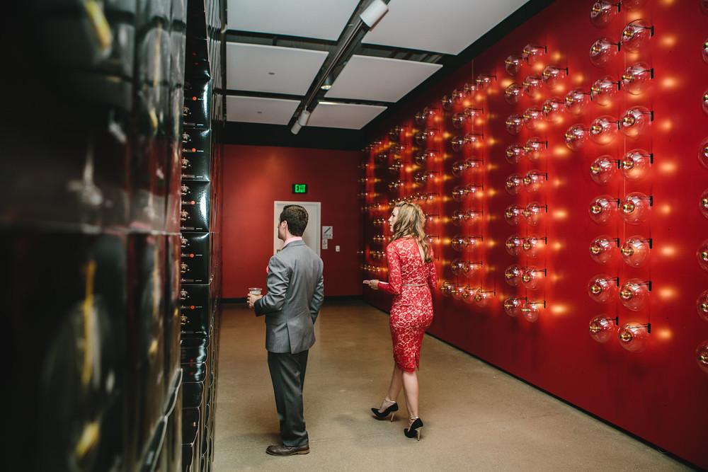 UICA Guests in Gallery Artprize