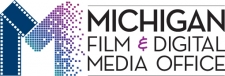 Michigan film and digital media office logo