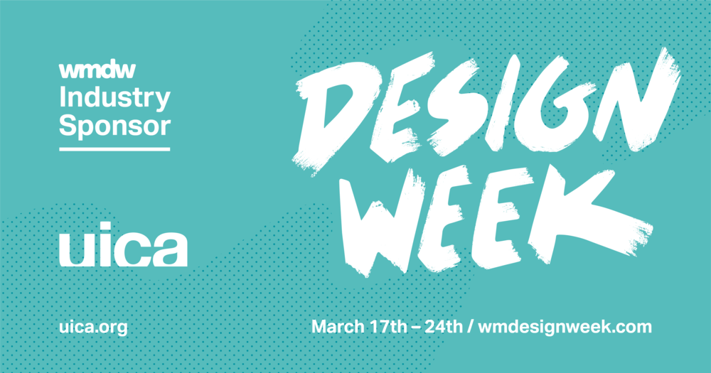 West Michigan Design Week 2018 logo